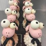 mona oveja
